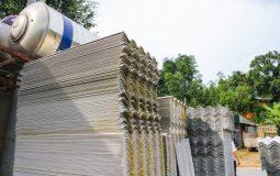 Báo cáo nghiên cứu tìm kiếm các biện pháp sử dụng an toàn trong nhà máy tấm lợp tại Việt Nam