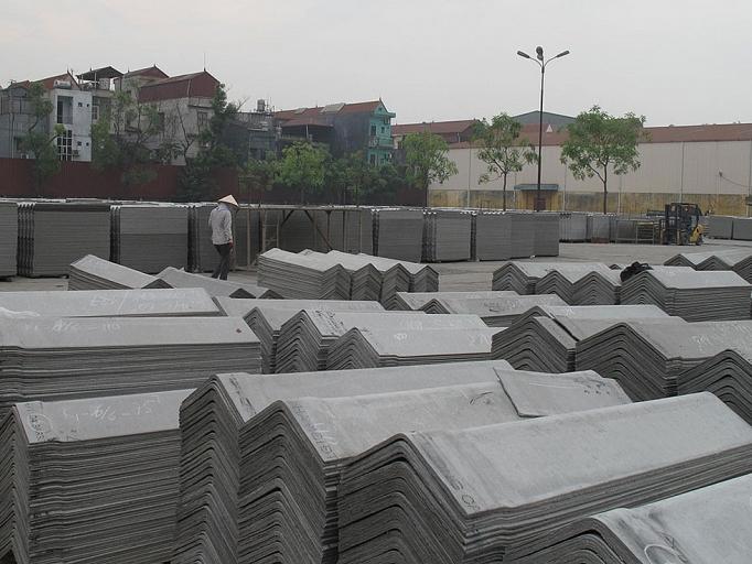 Tam Lop Fibro Xi Mang